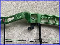 PSE Shootdown, RH, 37 50-60lb compound bow Superb Condition
