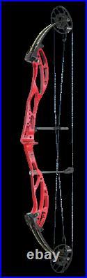 PSE Supra Focus XL EM Target Compound Bow RH Custom Color Yellow NOW ON SALE