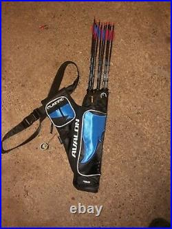 PSE Xpression Compound Bow Right Handed 60lbs max 40 inch ATA