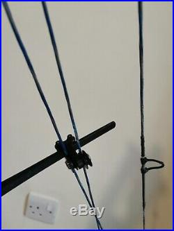PSE Xpression Compound Bow Right Handed (RH) 50-60lb 26 to 31.5 Draw Length