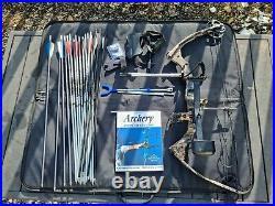 Parker USA buck hunter compound bow 60-70LB