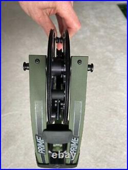 Prime Black 5, RH, 35 ATA, 50-60lb, 25.5-31 draw lengths, Compound bow