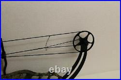Pse Stinger Max Compound Bow Left Handed 29-70 Lbs Draw Length 22,5-30 Mossy Oa