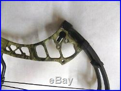 Pse Stinger Max Right Handed 28-70lb Draw Weight Camo Finish