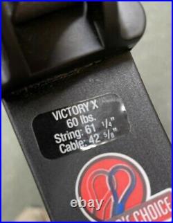 RH Elite Victory X Compound Bow 50-60 Lbs 29 Draw
