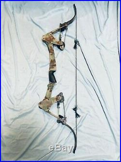 Rare Best Oneida Made Eagle Tom Cat T3 Eagle Bow Right 20-25-45 lb 25-30