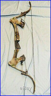 Rare Left Hande Oneida Eagle Tom Cat T3 Eagle Bow X80 20-25-45 lb 25-30 Draw