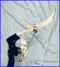 Rare Mint Target Oneida Aero Force X80 Eagle Bow Rh 20-35-55lb 28-31 Medium