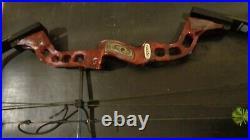 Reflex Xpress Compound Bow 50-60lbs LH
