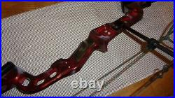 Reflex Xpress Compound Bow 50-60lbs Left Handed 38.5 Axle