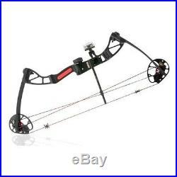 Rex Compound Bow (Black) 25-45Lb