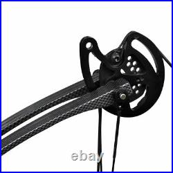 VidaXL Adult Archery Compound Bow 35 40-50lb Accessories Fiberglass Arrows