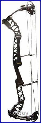 Win&Win Black ARION-X RH Compound Bow