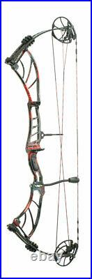 Xpedition Archery Perfexion 2017 Compound Bow RH 65lb Decon Green Used